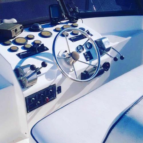 trento 35 2 mercruiser 220 hp. impecable!! crbarcos