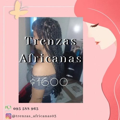 trenzas africanas