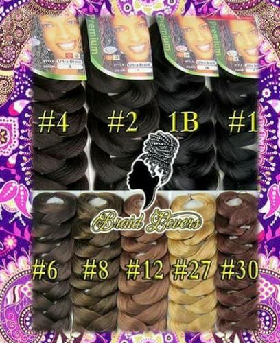 trenzas braid lovers - trenzado y venta de cabello