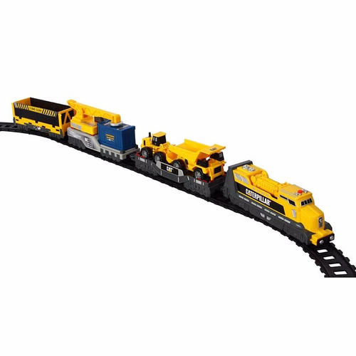 trenzinho iron diesel train caterpillar trem cat dtc