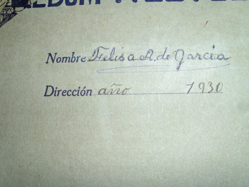 tres albunes nestle 1930 uno completo