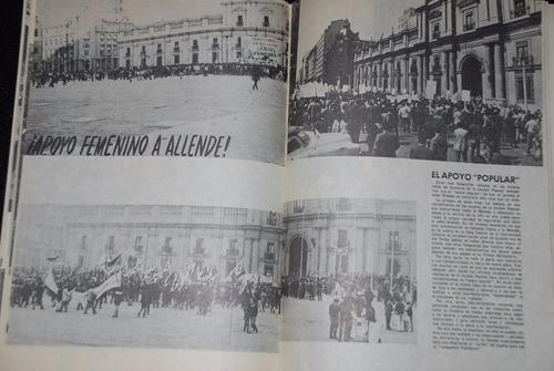 tres años destrucción fotos dictadura pinochet 1974