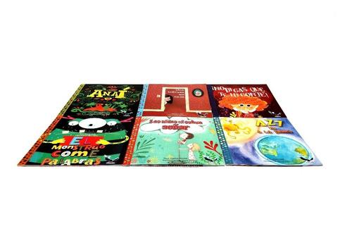 tres colecciones de cuentos infantiles águila azul ediciones