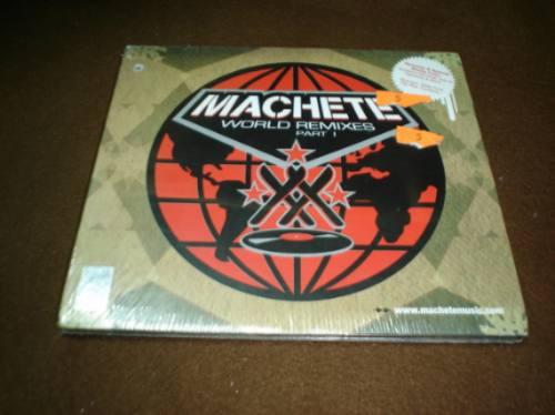 tres coronas don omar wisin y yandel  cd machete remixes