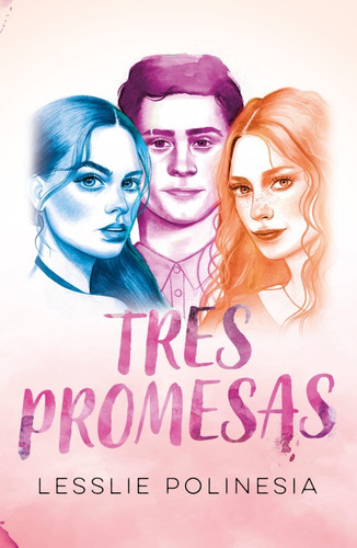 tres promesas + regalo lesslie polinesia original