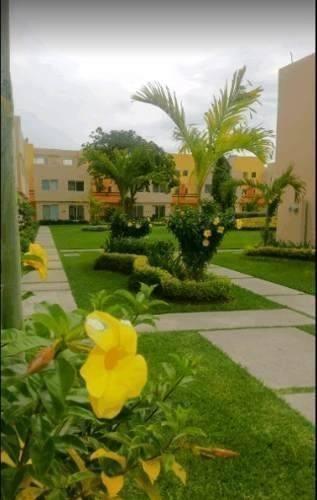tres recamaras palapa hermoso jardin