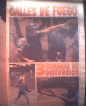 tres semanas de disturbios en la venezuela de 1992 cth vdh