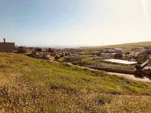 tres terrenos en venta, fracc. la mina, playas de rosarito