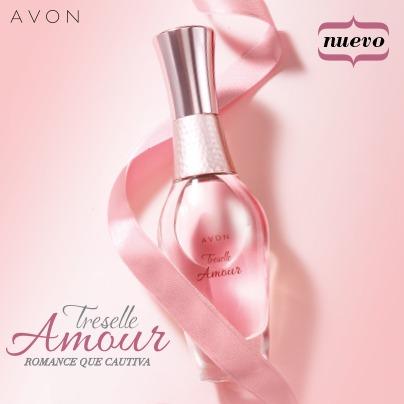 Treselle Amour De Avon Eau De Parfum 50ml Stok