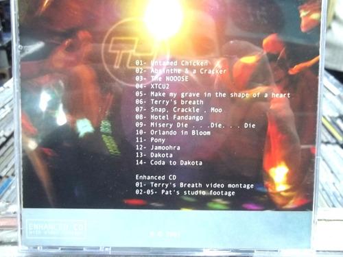 trey gunn pat mastelotto cd importado  frete 12,00