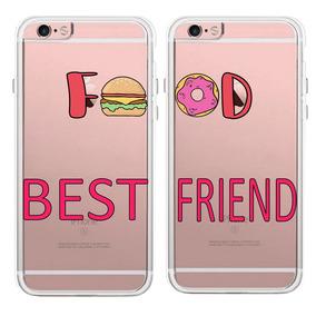 Funda de Best friend forever Fundas para mejores amigos Fundas