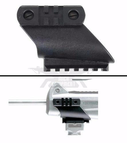 tri riel accesorio beretta cx-4 adaptable al benelli mr1