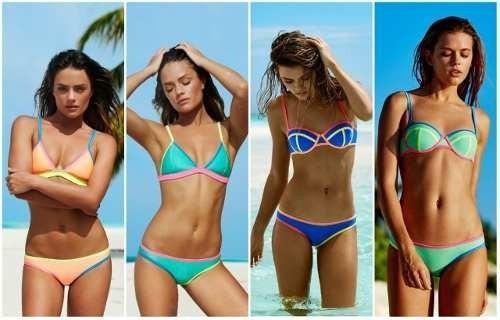 triangl bikinis originales 100% nuevos modelos envío gratis