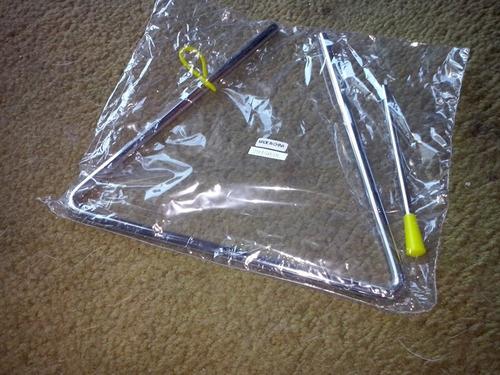 triangulo 8  musical bateria percusion//mercadoenvios