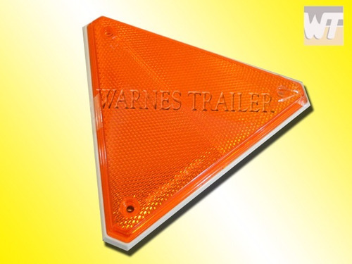 triangulo baliza reflectivo luminoso( par)