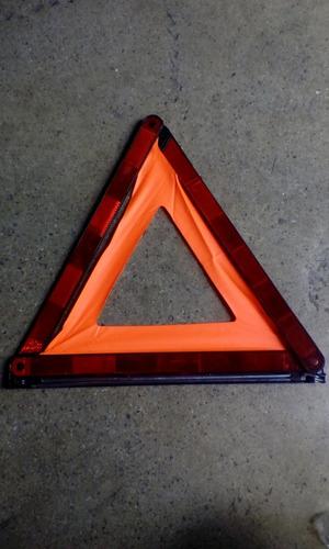 triangulo de seguridad ``nuevo``