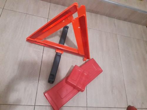 triangulo de seguridad para carros