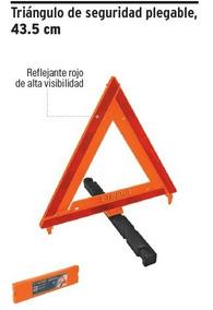 481aae170 Triangulo De Seguridad Para Vehiculos - Accesorios para Vehículos en  Mercado Libre México