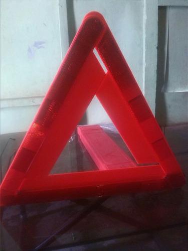 triangulo de seguridad totalmente nuevo
