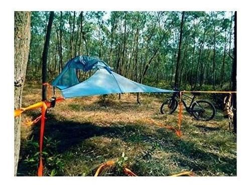 triángulo de skysurf tienda de árbol colgante mochilero lige