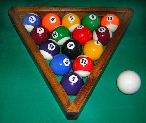 bolas libre real