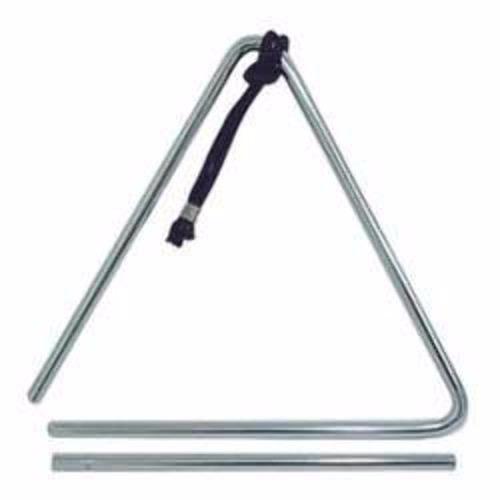 triangulo quirino cromado 20cm t77