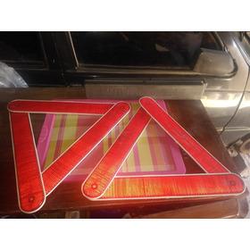 Triángulo Reflectante Reglamentario