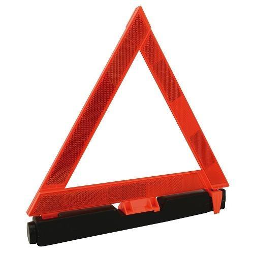 triángulo reflejante 17  2pz trf172 surtek