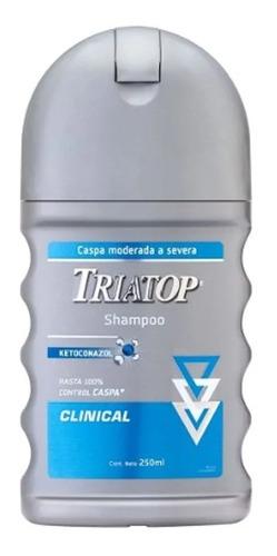 triatop shampoo clinical x 250 ml ketoconazol