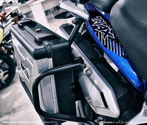triax 250 moto corven