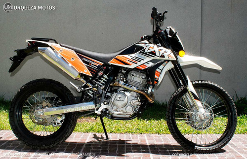 triax 250 motos moto corven