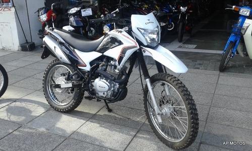 triax motos corven