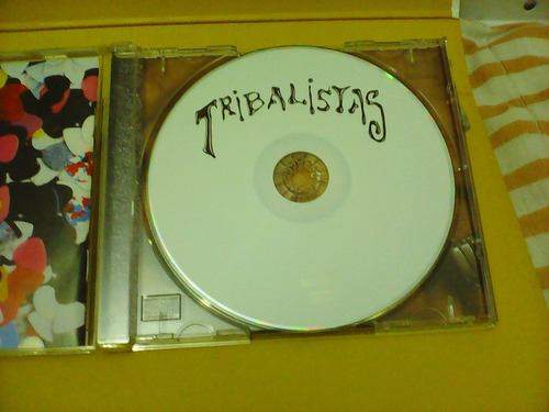tribalistas - cd