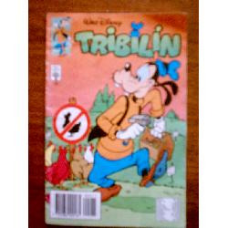 tribilin #75 edita abril cinco comics disney.