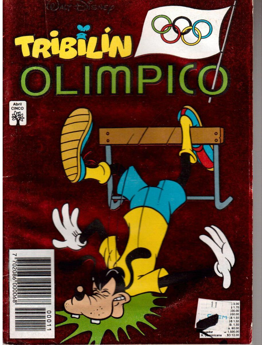 tribilin olimpico