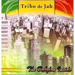 tribo de jah brasil cd babylon inside reggae roots original