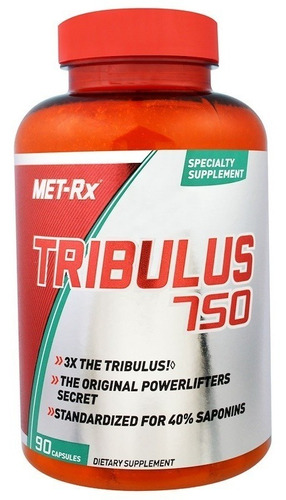 tribulus metrx 750mg - 90 tabletes