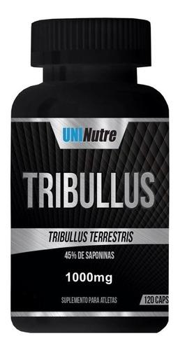 tribulus terrestris 1000mg -120caps c/ laudo - rende 2 meses