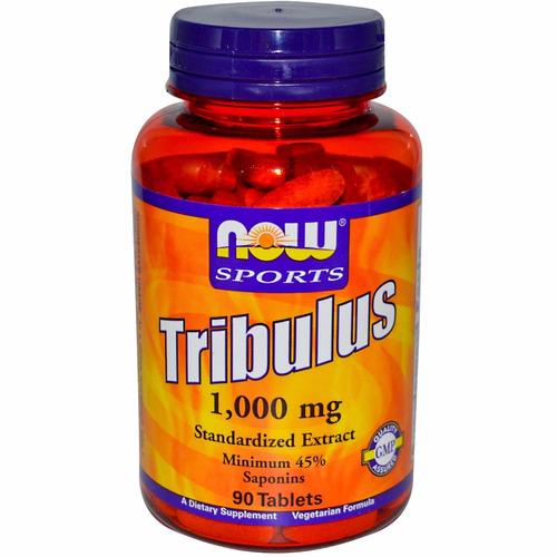 tribulus terrestris 1000mg 90tbs now foods  prt. entrega