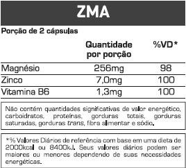 tribulus terrestris -120 cáps + zma max titanium - 90 caps