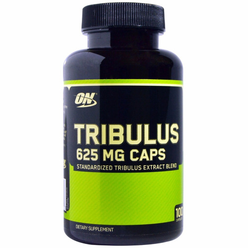 tribulus terrestris 625mg on optimum nutrition 100 caps