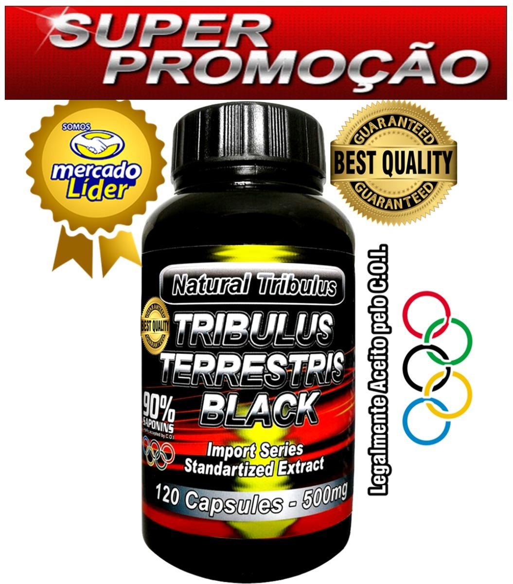 f57d7dfa0 Tribulus Terrestris Black 90% Saponinas Extrato Da Raiz - R  39