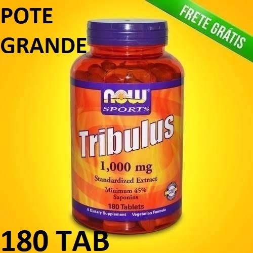 tribulus terrestris now sports 180tab pro original 1000mg