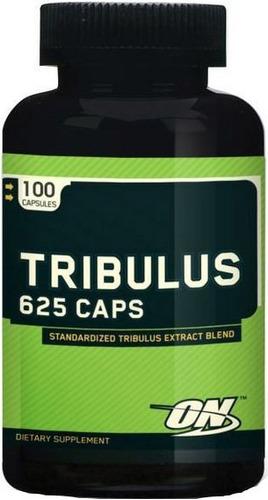 tribulus terrestris - optimum 625mg 100 caps