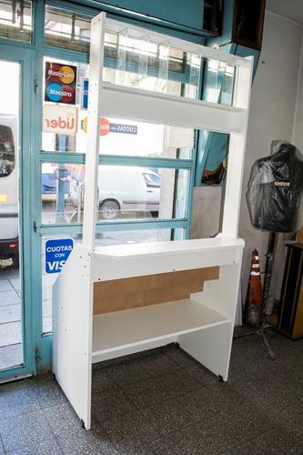 tribuna caramelera kiosco con cigarrera aérea. 1mts - moron
