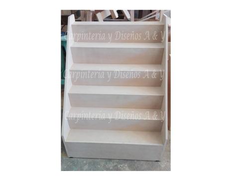 tribuna - mostrador - caramelera para kioscos de 80 cm