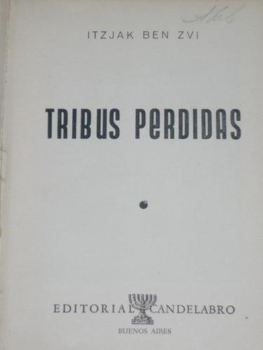 tribus perdidas
