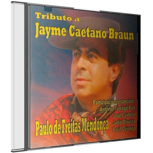 tributo a jayme caetano braun