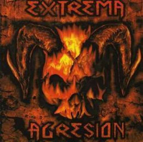 Tributo Argentino A Kreator Extrema Agresion Cd Nuevo
