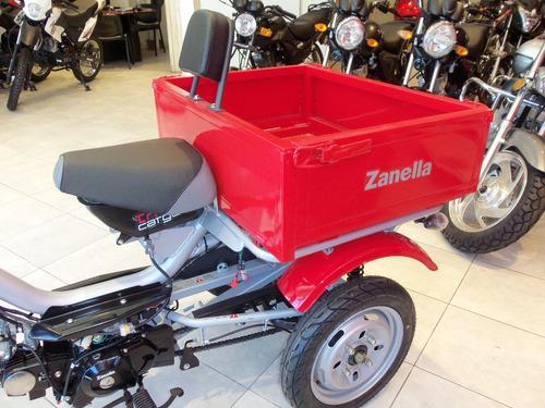 tricargo 110 zanella repart carga delivery financiamos c/dni